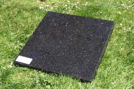 Zerkje star galaxy graniet 50x50x5 cm